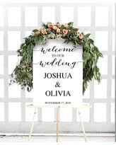 wedding welcome sign template hot bargains on 24x36 welcome to our wedding sign template