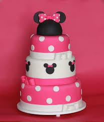 Decorative Cakes Atlanta Minnie Mouse Birthday Cake Will She U0027ll Be Too Old For This On