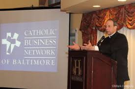 Marianne Banister Catholic Business Network Of Baltimore News