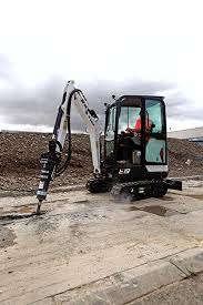 bobcat mini excavators find out all the technical specifications