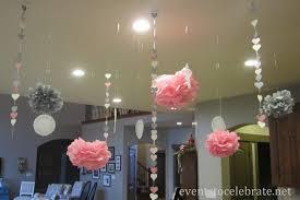 decorations for bridal shower bridal shower decor nikura