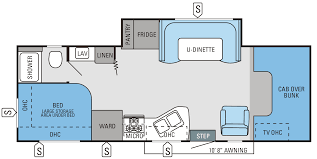 rv class c floor plans 2014 redhawk floorplans u0026 prices jayco inc