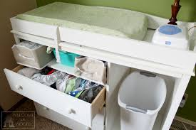 Diapers Changing Table Nursery Changing Table Welcome To The Woods