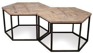 coffee table unique hexagon coffee table designs hexagon coffee