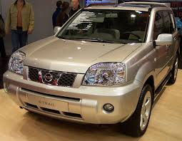 nissan jeep 2005 2005 nissan x trail t30 facelift crossover photos specs and