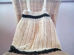 15 adorable crochet baby dress patterns