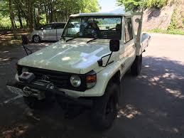 land cruiser pickup 1998 toyota landcruiser pickup truck japan ランクルートラックの全て