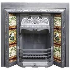 Cast Iron Fireplace Insert by Antique Georgian Cast Iron Fireplace Insert At 1stdibs