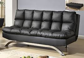 Black Sofa Bed Worldwide Homefurnishings Inc Sussex Klik Klak Convertible Sofa