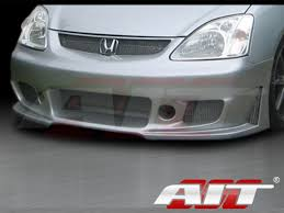 2005 honda civic front bumper style front bumper cover for honda civic si 2002 2005