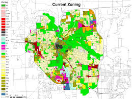 Portland Maine Zoning Map by University Of Michigan Student Group Eyes Seats On Ann Arbor City