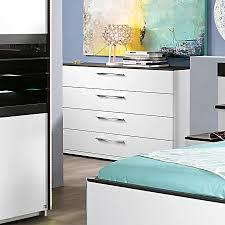 Schlafzimmer Komplett Von Musterring Rauch Coleen Schlafzimmer Weiß Graphit Möbel Letz Ihr Online Shop