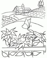 flash paint detailed nature coloring pages