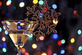 10 festive martinis for