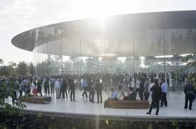 apple iphone event see inside the new steve jobs theater fortune