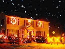 outside lighted christmas decorations christmas lights decoration