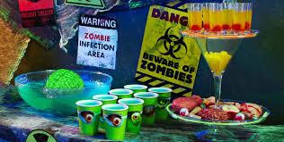 Zombie Apocalypse Halloween Decorations Zombie Decorations Zombie Party Supplies Party City