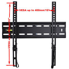 60 Inch Flat Screen Tv Wall Mount Amazon Com Videosecu Ultra Slim Tv Wall Mount For Most 27