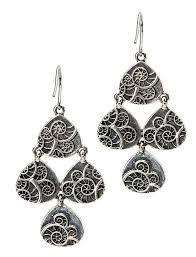 chandelier earring chandelier earring lucky brand