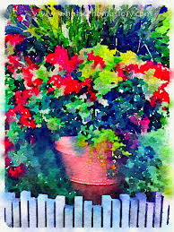 turn any photo into watercolor with waterlogue whats ur home story