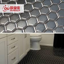 Bathroom Tile Glaze China Hexagonal Mirror Tiles China Hexagonal Mirror Tiles
