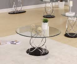 awesome round glass coffee table decorating round glass coffee