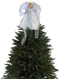 home accents tree topper 12 in led silver
