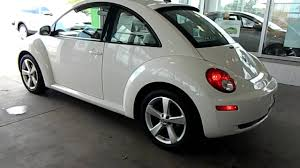 triple white edition 2008 vw new beetle eastside volkswagen in