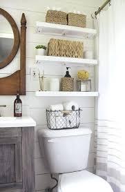 bathroom shelf idea decorate bathroom shelves house design ideas the powder room