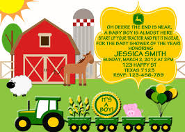 deere baby shower deere baby shower invitation party ideas for all ages