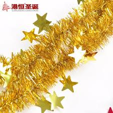 high quality 200x5cm tree decorations items color