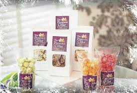 popcorn favor bags popcorn favors for events naples popcorn company