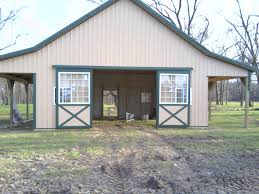 Pole Barn House by Alpaca Shed Pole Barn Small Animal Barn Loudon Construction