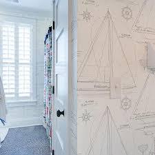 nautical wallpaper design ideas