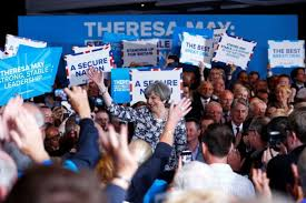 uk election polls give theresa may narrow lead over jeremy corbyn