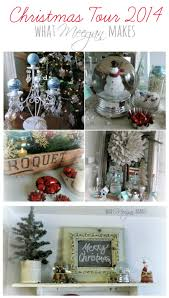 christmas home tour 2014 what meegan makes