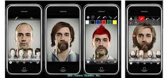 Frisuren Testen by Barbershop Die Style App Für Echte Kerle Mobilehighlights De