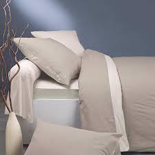 linge lit lin linge de lit écorce viscose coton lin crème blancheporte