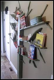 Tree Branch Bookshelf Diy Furniture Home 0844d70c8ef841c7f3a4d8334b348261 Tree Book