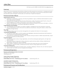 Professional Cleaner Resume Air Force Address For Resume Resume For Your Job Application