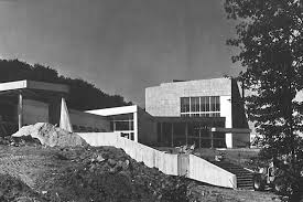 94 Best Architecture Hans Scharoun Images On Pinterest Hans - hans scharoun theater wolfsburg germany 1969 73 architectural