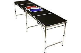 Beer Pong Table Size 10 Best Portable Folding Beer Pong Tables U0026 Tailgate Tables In 2017