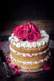 25 best rose petal cake ideas on pinterest red wedding cake