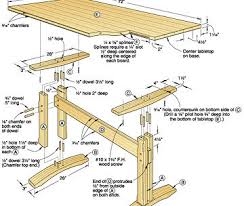 easy wood coffee table plan the joinery plans blog