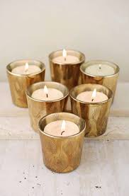 Home Interiors Votive Cups Decorating Pentimento Silver Mercury Glass Candle Holders For
