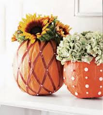 fall decorations gourd and pumpkin floral arrangements