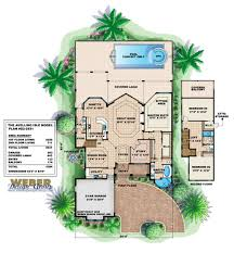 Outdoor Living Floor Plans by Waterfront House Plans With Photos Unique Cottages Luxury Mansions