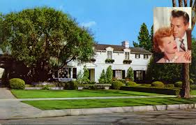 lucille ball s house ricky and lucy famous homes of the rich and famous pinterest