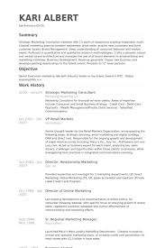 Management Consulting Resume Example by Strategic Marketing Consultant Resume Samples Visualcv Resume
