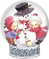 frosty snowman gene autry 1950